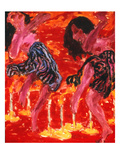 Nolde: Candledance, 1912 Giclee Print
