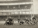 Football Game, 1916