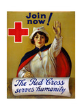 Red Cross Poster, C1917