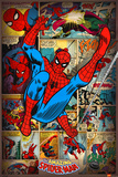 Marvel Comics-Spider Man-Retro