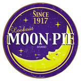 Moon Pie Round Logo