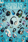 Listen to the Beat Poster