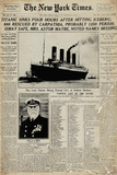 Titanic-Newspaper