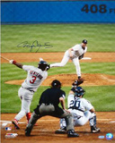 Roger Clemens 4,000th Strikeout Autographed Photo (Hand Signed Collectable)