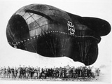 World War I: Airship