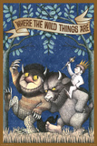 Where The Wild Things Are - Max Riding Wild Thing Poster