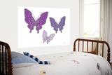 Papillon pourpre