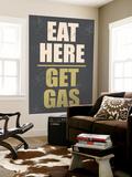 Venez manger ici