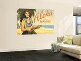 Aloha d'Hawaï, hawaïenne