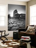 Buy Colosseum and Via Sacra, Rome, Italy at AllPosters.com