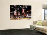Chicago Bulls v Miami Heat - Game FourMiami, FL - MAY 24: Derrick Rose, Joel Anthony, LeBron James