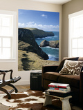 North Mayo Seacliffs Near Carrowteige Laminated Oversized Art