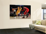 Atlanta Hawks v Los Angeles Lakers, Los Angeles, CA - February 22: Kobe Bryant and Josh Smith