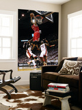 Chicago Bulls v Miami Heat - Game FourMiami, FL - MAY 24: Derrick Rose, LeBron James and Udonis Has
