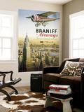 Braniff Airways - Manhattan, NY