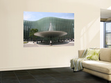 National Aat Centre Laminated Oversized Art
