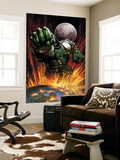 World War Hulk No.1 Cover: Hulk Flying