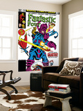 Fantastic Four No.243 Cover: Galactus
