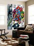 Giant-Size Avengers #1 Group: Thor, Captain America, Hawkeye, Black Panther and Vision