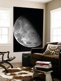 Le pôle nord de la Lune