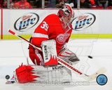 Jimmy Howard 2011-12 Action