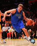 Dirk Nowitzki 2011-12 Action