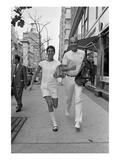 WWD - September 1968 - Coqueline and Andre Courreges