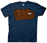 The Big Bang Theory- That's my Spot T-Shirt