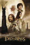 Lord of the Rings-Two Toweres