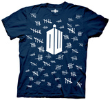 Dr. Who - Tally Marks