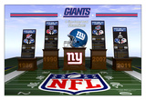 New York Giants 2012 - Four Time Super Bowl Champions