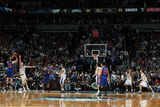 New York Knicks v Minneapolis Timberwolves, Minneapolis, MN, Feb 11: Steve Novak, Kevin Love