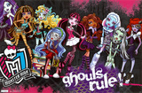 Monster High - Ghouls Rule Poster