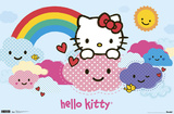 Hello Kitty - Clouds