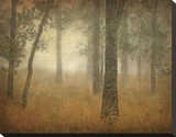 Buy Oak Grove in Fog, Study 24 at AllPosters.com