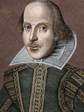 William Shakespeare (Stratford-On-Avon, 1564-1616). English Writer
