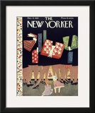 The New Yorker Cover - December 12, 1942
