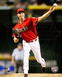 Randy Johnson 2008 Action
