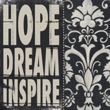 Hope Dream Inspire