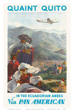 Pan American: Quaint Quito - In the Ecuadorian Andes, c.1938