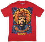 Jimi Hendrix- 5th Dimension Shirts from Concert Tee Company