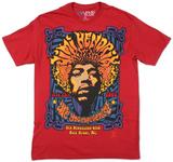 Jimi Hendrix- 5th Dimension Poster Art