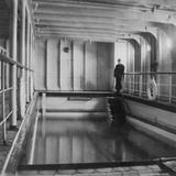 RMS Olympic, Swimming Pool.