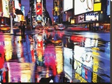 Buy Times Square Colours at AllPosters.com