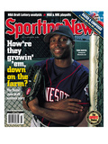 Minnesota Twins CF Torii Hunter - June 7, 2004