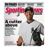 New York Yankees RP Mariano Rivera - December 21, 2010