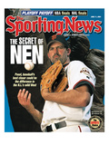 San Francisco Giants RP Robb Nen - June 11, 2001