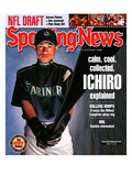 Seattle Mariners OF Ichiro Suzuki - March 10, 2003