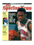 Detroit Pistons' Dennis Rodman - March 16, 1992