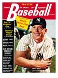 New York Yankees' Mickey Mantle - 1964 Street and Smith's